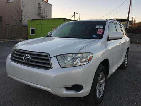 2008 Toyota Highlander for sale in Garland, TX