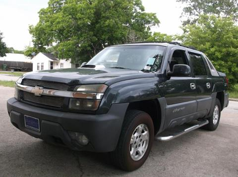 2003 Chevrolet Avalanche for sale in Garland, TX