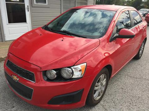 2012 Chevrolet Sonic for sale in Garland, TX
