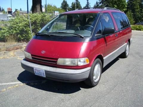 1991 Toyota Previa for sale in Shoreline, WA