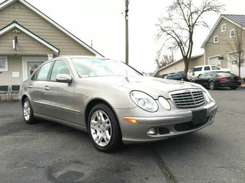 2006 Mercedes-Benz E-Class for sale in East Windsor, CT