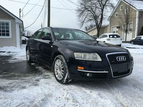 2006 Audi A6 for sale in East Windsor, CT