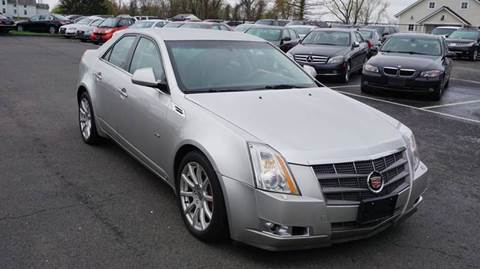2008 Cadillac CTS for sale in East Windsor, CT