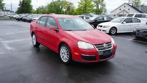 2008 Volkswagen Jetta for sale in East Windsor, CT