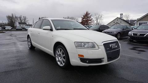 2005 Audi A6 for sale in East Windsor, CT