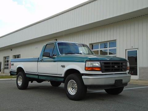 1996 Ford F-150 for sale in Gainesville, FL