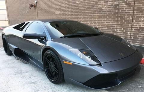 2003 Lamborghini Murcielago For Sale In Houston, TX