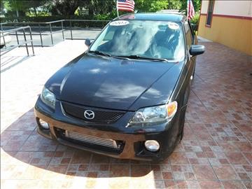 2003 Mazda MAZDASPEED Protege for sale in Orange City, FL