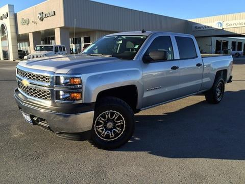 2014 Chevrolet Silverado 1500 for sale in Gonzales, TX