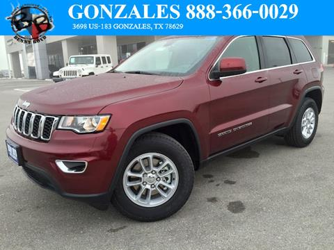 2018 Jeep Grand Cherokee for sale in Gonzales, TX