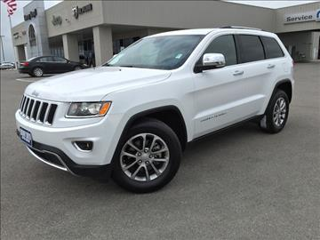 2016 Jeep Grand Cherokee for sale in Gonzales, TX