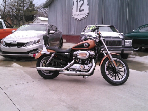 2008 Harley-Davidson Sportster for sale in Nashville, TN