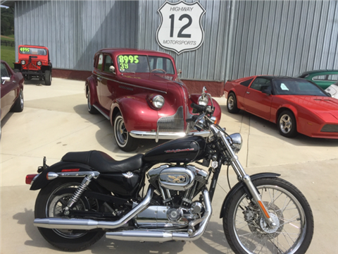 2005 Harley-Davidson Sportster for sale in Nashville, TN
