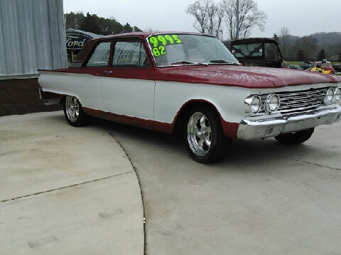 1962 Ford Fairlane for sale in Nashville TN & 1962 Ford Fairlane For Sale - Carsforsale.com markmcfarlin.com