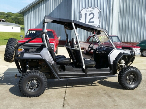 2014 Polaris Ranger RZR 4 800 eps