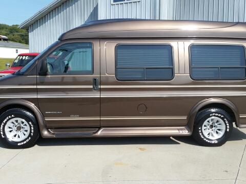 1998 GMC Savana Passenger For Sale In Nashville TN