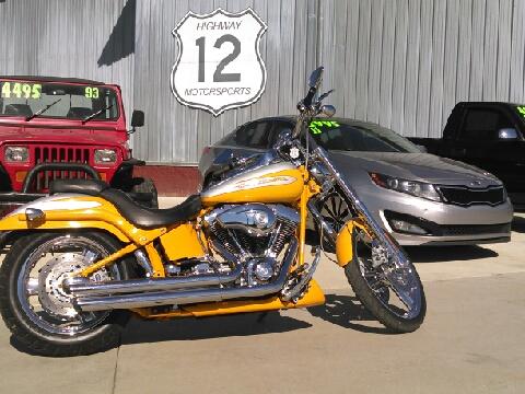 2004 Harley-Davidson Softtail