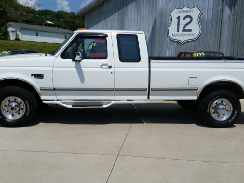 1995 Ford F-250 for sale in Nashville, TN
