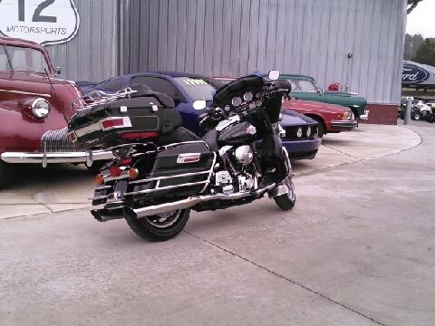 2005 Harley-Davidson Ultra Classic Electra Glide for sale in Nashville, TN