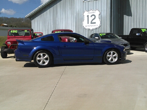 used 2005 ford mustang for sale in nashville tn