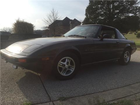 1984 Mazda RX-7 for sale in Nashville, TN