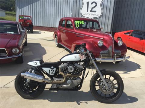 2002 Harley-Davidson Sportster