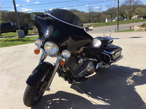 2001 Harley-Davidson FLH