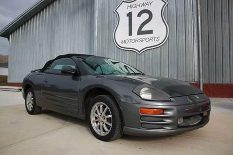 2002 Mitsubishi Eclipse Spyder for sale in Nashville, TN