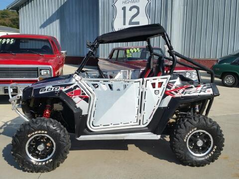 2012 Polaris Ranger RZR S for sale in Nashville, TN