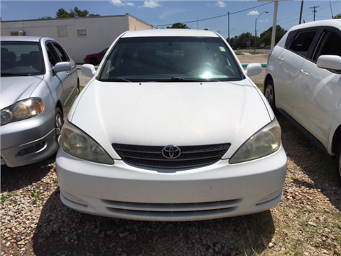 2002 Toyota Camry for sale in Oklahoma City, OK