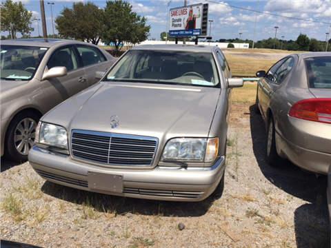 1999 Mercedes-Benz S-Class for sale in Oklahoma City, OK