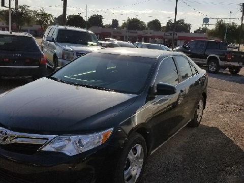 2014 Toyota Camry for sale in Oklahoma City, OK