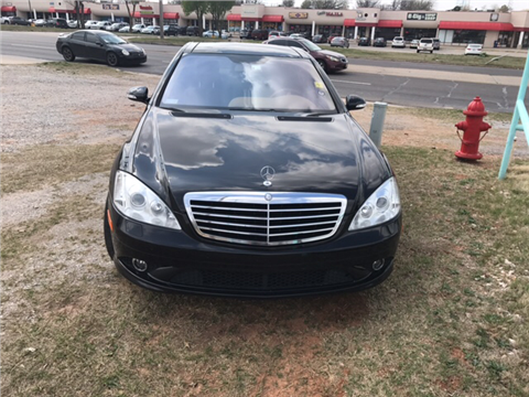 2007 Mercedes-Benz S-Class for sale in Oklahoma City, OK