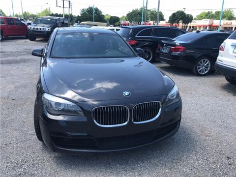 2012 BMW 7 Series for sale in Oklahoma City, OK
