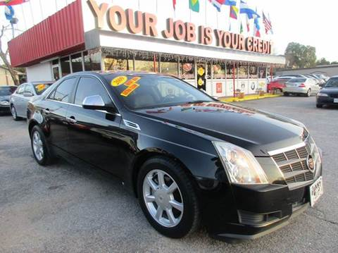 2009 cadillac cts for sale texas. Black Bedroom Furniture Sets. Home Design Ideas