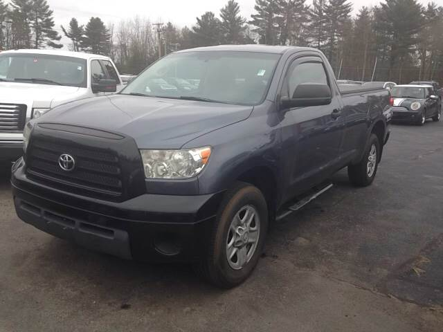 used 2007 toyota tundra base in kingston nh at daher ForDaher Motors Kingston Nh