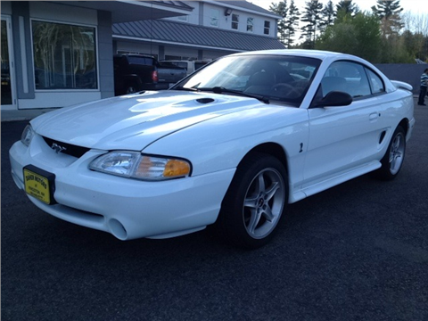 1996 ford mustang svt cobra for sale for Daher motors kingston nh