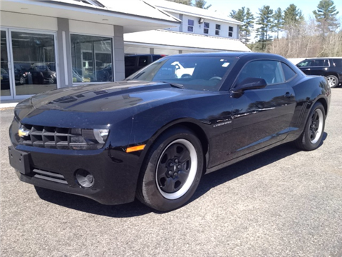 Used chevrolet camaro for sale new hampshire for Daher motors kingston nh