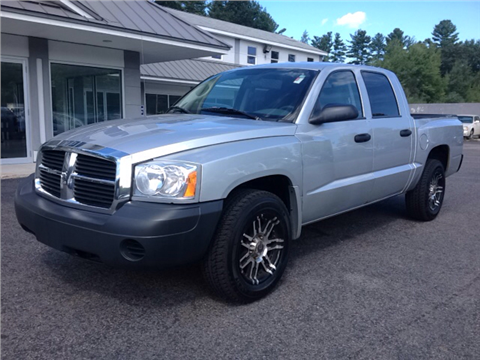 Dodge dakota for sale new hampshire for Daher motors kingston nh