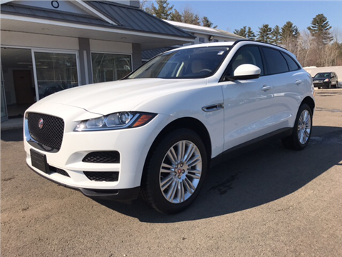 2017 Jaguar F-PACE for sale in Kingston, NH