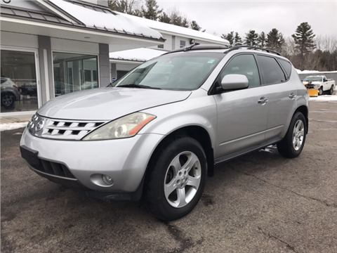 2004 Nissan Murano for sale in Kingston, NH