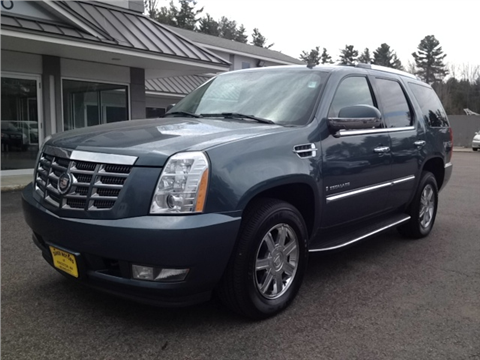 Cadillac escalade for sale new hampshire for Daher motors kingston nh