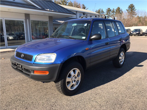 1997 toyota rav4 for sale for Daher motors kingston nh