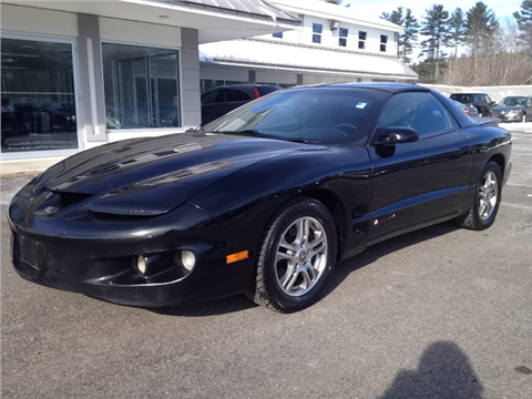 2001 pontiac firebird for sale for Daher motors kingston nh