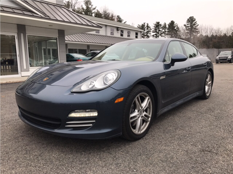 Porsche for sale new hampshire for Daher motors kingston nh