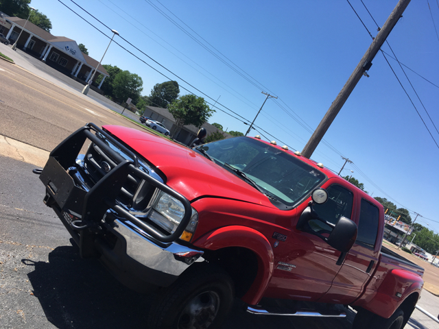 2003 Ford F-350 Super Duty 4dr Crew Cab XLT 4WD LB DRW - Southaven MS