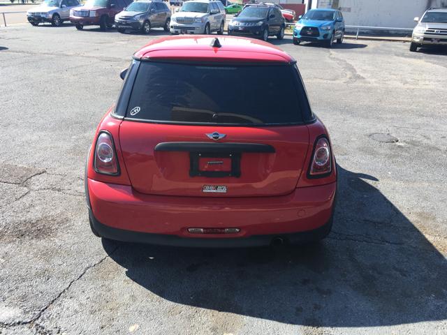 2012 MINI Cooper Hardtop Base 2dr Hatchback - Southaven MS