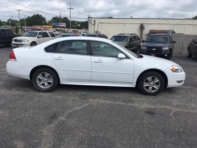 2014 Chevrolet Impala Limited LS Fleet 4dr Sedan - Southaven MS