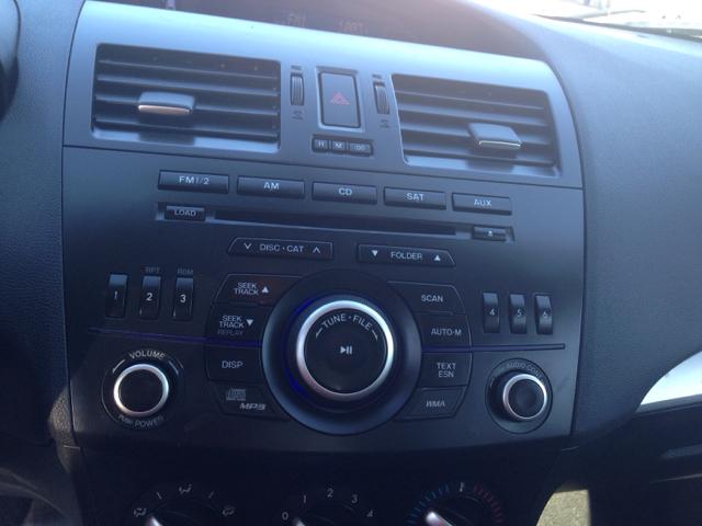 2012 Mazda MAZDA3 i Touring 4dr Sedan 6A - Cranston RI