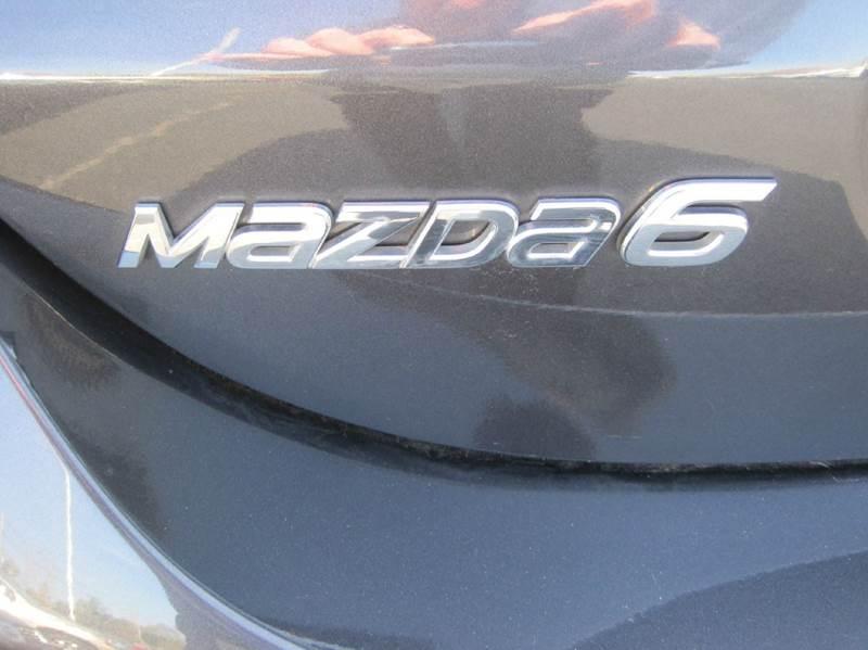 2014 Mazda MAZDA6 i Sport 4dr Sedan 6A - Cranston RI